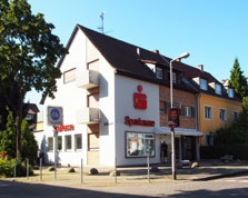 Sparkasse Geldautomat Almenhof