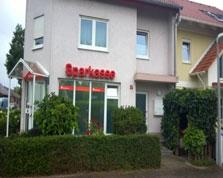 Sparkasse Geldautomat Neuhermsheim