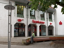 Sparkasse Filiale Bad Säckingen