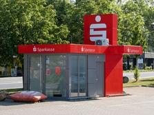 Sparkasse Geldautomat Im Schleeke