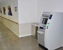 Sparkasse Geldautomat Darmstadt, Klinikum Darmstadt