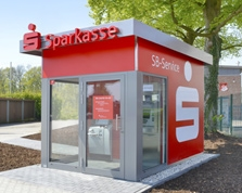 Sparkasse SB-Center Roland