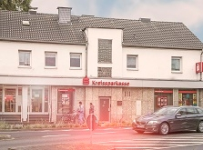 Sparkasse Geldautomat Stallberg