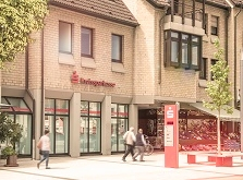 Sparkasse Geldautomat Meckenheim