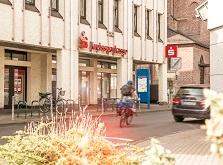 Sparkasse Geldautomat Troisdorf-Bergheim