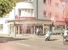 Sparkasse Geldautomat Siegburg, Kaiserstraße