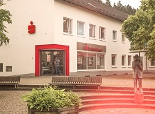 Sparkasse Geldautomat Morsbach