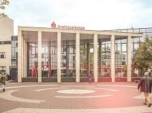Sparkasse Geldautomat Siegburg