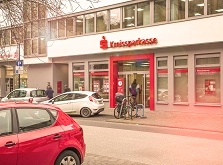 Sparkasse Geldautomat Sieglar