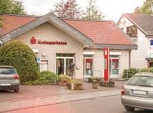 Sparkasse Geldautomat Thomasberg