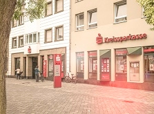 Sparkasse Geldautomat Troisdorf, Kölner Straße