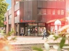 Sparkasse Geldautomat Meckenheim, Neuer Markt