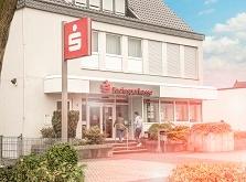 Sparkasse Geldautomat Niederpleis