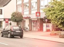 Sparkasse Geldautomat Elsdorf