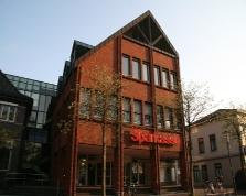 Sparkasse Geldautomat Syke, Ernst-Boden-Platz