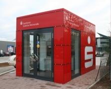 Sparkasse Geldautomat Herxheim - St.-Christophorus-Straße