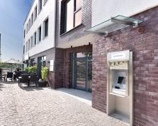 Sparkasse Geldautomat Bahnstadt Opladen
