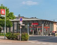 Sparkasse Geldautomat Gensingen