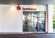 Sparkasse Geldautomat Nasgenstadt