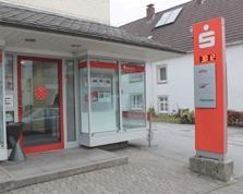 Sparkasse Geldautomat Allendorf