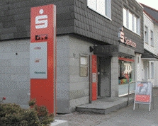 Sparkasse Geldautomat Langscheid