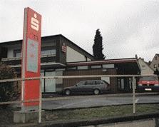Sparkasse Geldautomat Schreppenberg
