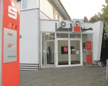 Sparkasse Geldautomat Voßwinkel