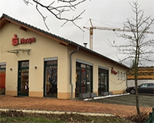 Sparkasse Geldautomat Waldbrunn-Fussingen
