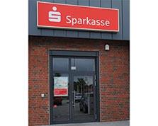 Sparkasse Geldautomat Esenser Straße