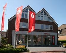 Sparkasse Geldautomat Langeoog