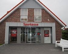 Sparkasse Geldautomat Spiekeroog