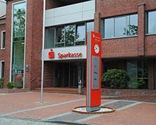 Sparkasse Geldautomat Wittmund