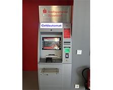Sparkasse Geldautomat Hochschule Düsseldorf