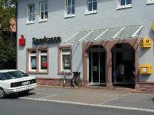 Sparkasse Geldautomat Lohrbach