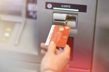 Sparkasse Geldautomat GAA Filialdirektion Gerolstein