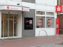 Sparkasse Geldautomat Otterndorf-Stadtmitte