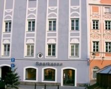 Sparkasse SB-Center Burghausen - Altstadt