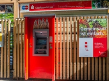 Sparkasse Geldautomat Tierpark