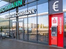 Sparkasse Geldautomat Riem-Arcaden