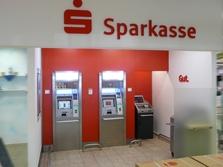 Sparkasse Geldautomat S-Shop
