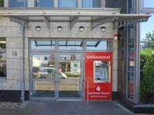 Sparkasse Geldautomat Dormagen Top-West