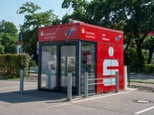 Sparkasse Geldautomat Tiengen E-Center