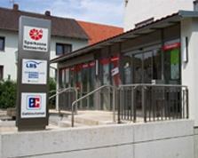 Sparkasse Geldautomat Nassenfels