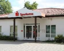 Sparkasse Geldautomat Wefensleben