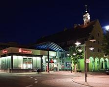 Sparkasse SB-Center Balingen Friedrichstraße