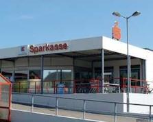 Sparkasse Geldautomat SB-Center Verden-Borstel REWE-Markt