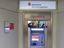 Sparkasse Geldautomat Gronau, Albrechtstraße K+K Markt