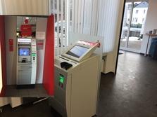 Sparkasse Geldautomat Isselburg, Lomo Autohof