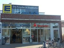 Sparkasse Geldautomat Stadtlohn Edeka