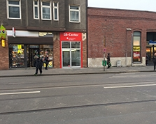 Sparkasse Geldautomat Aachener Straße